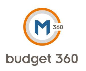Budget 360 Logo